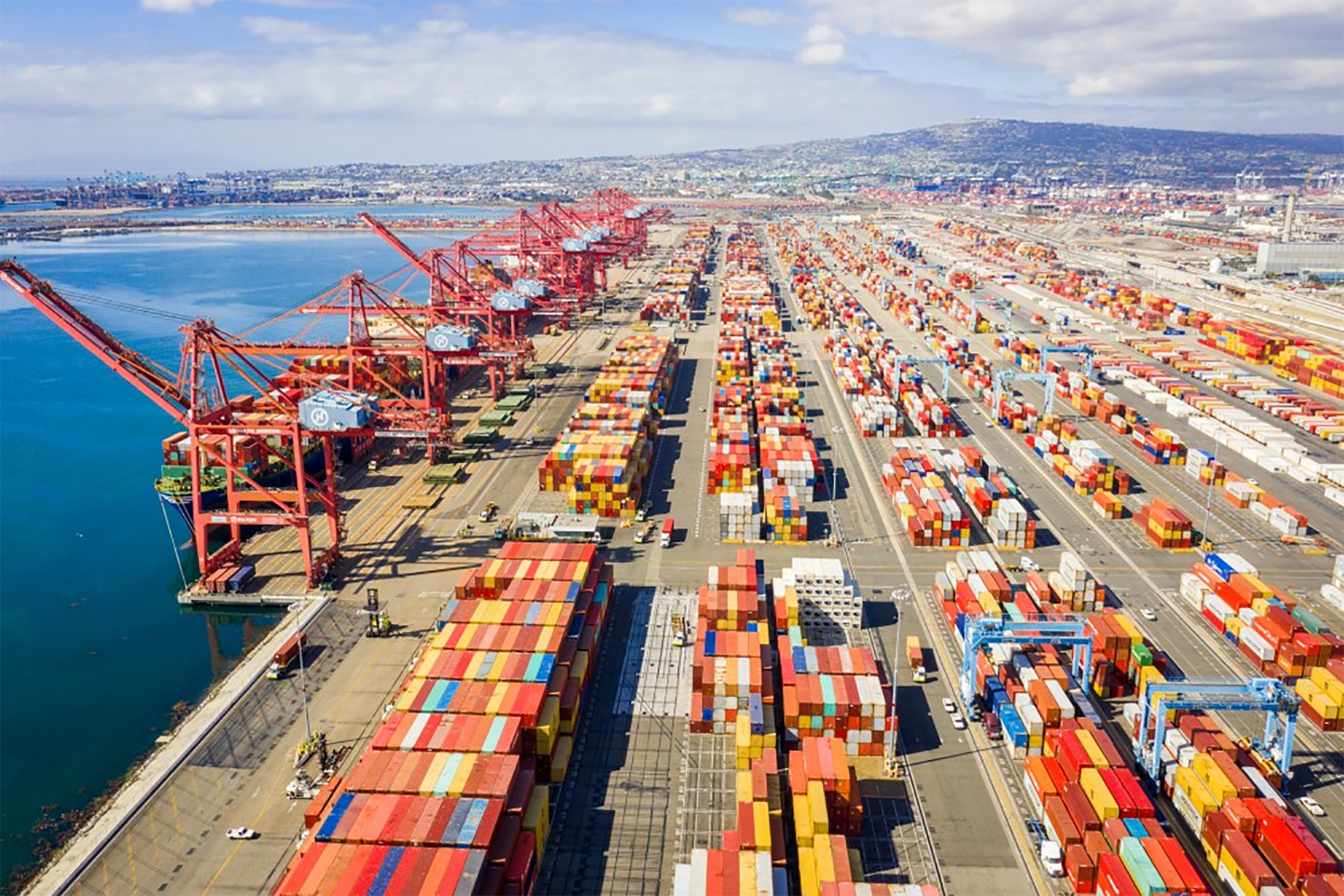 Most manufacturing is expected to reshore to other parts of Asia post-pandemic, a factor that will help keep steady port traffic in West Coast markets such as Los Angeles, Seattle and Oakland. (iStock)